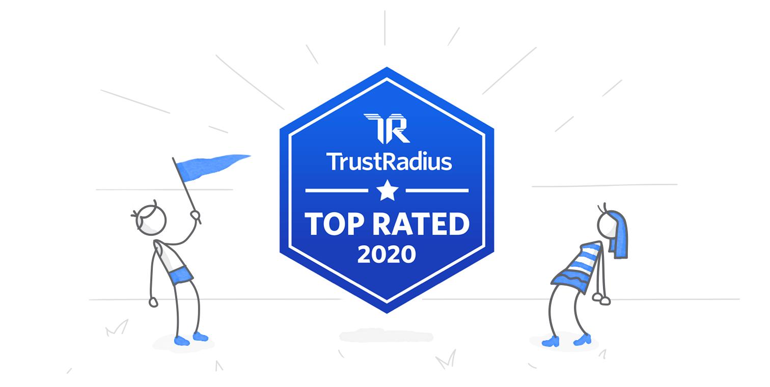 TrustRadius: Best Customer Support