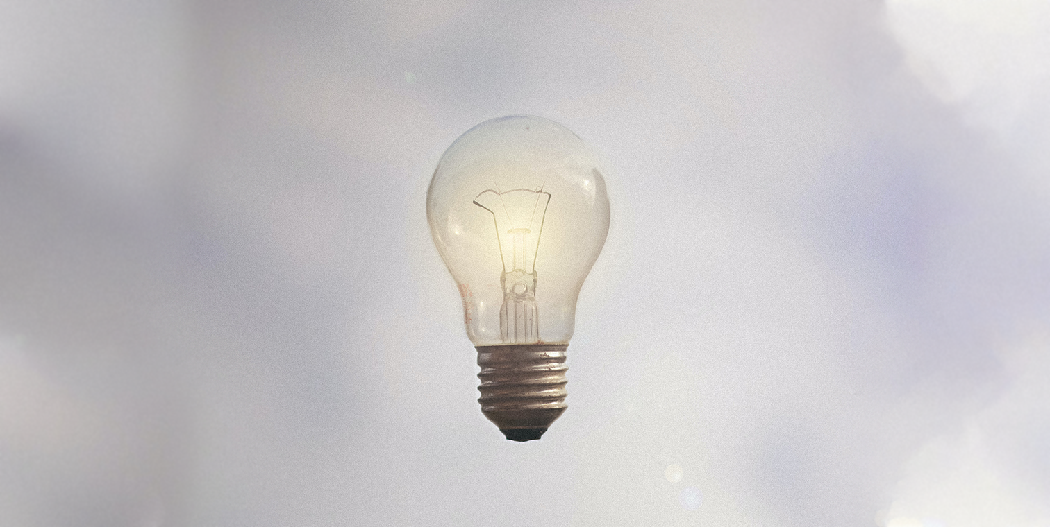 Header Image of Lightbulb