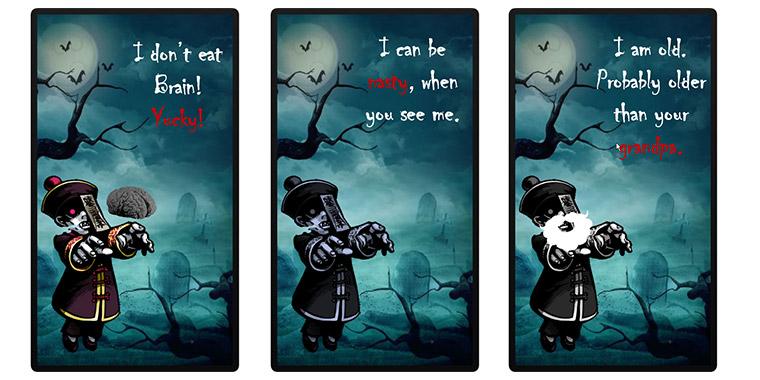 Jiang Shi - a Chinese Zombie