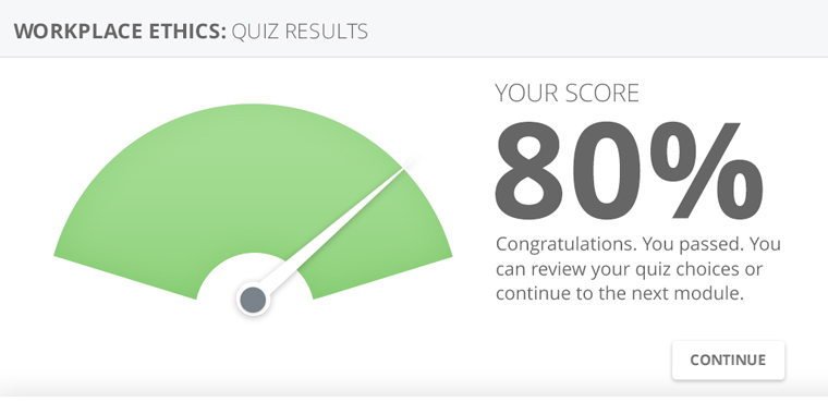 Give Your Quiz Results Slides a Makeover