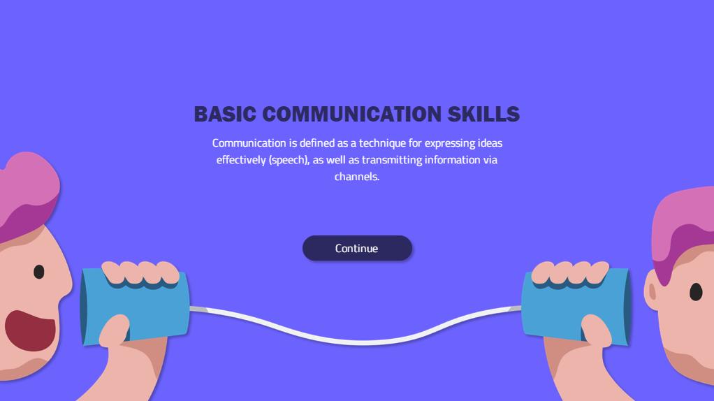 Basic Communication Skills - Nuno Cardoso