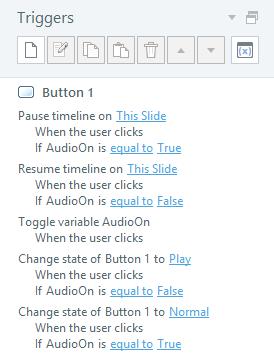 Create an E-Learning Toggle Button