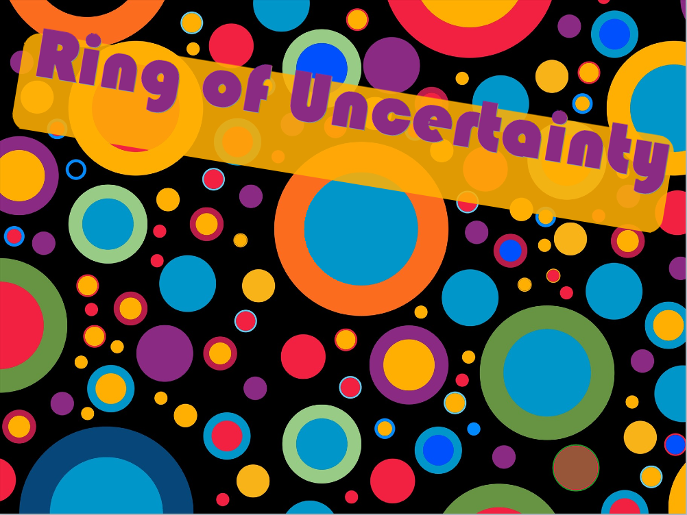 Rings of Uncertainty Title Image