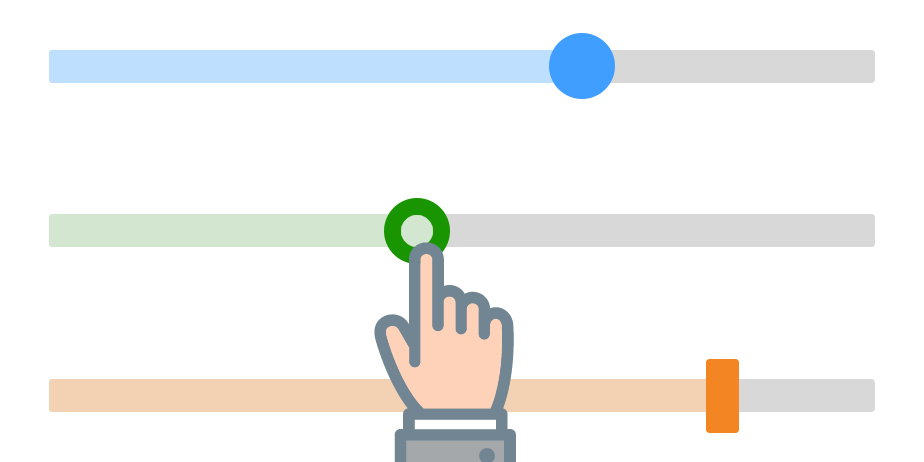 Using Interactive Sliders in E-Learning
