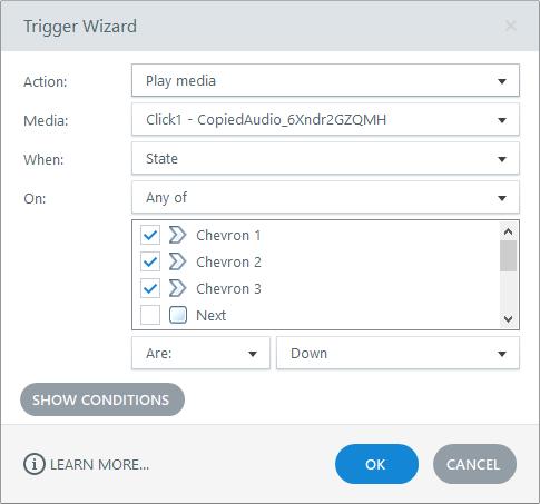 Trigger Screenshot