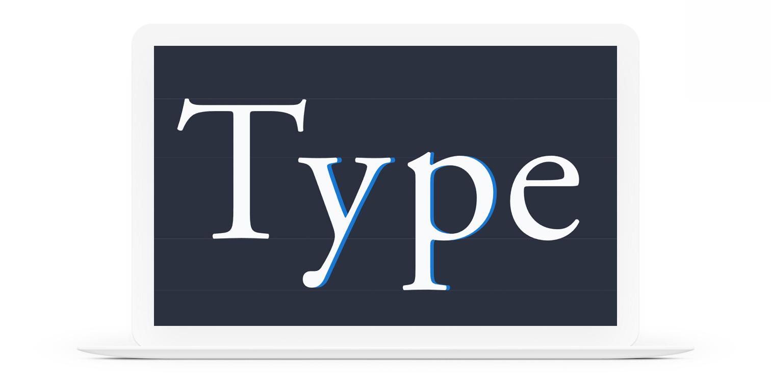 Kern Type