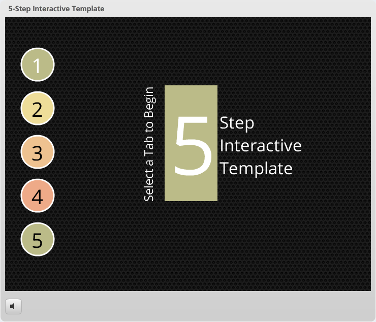5-Step Interaction